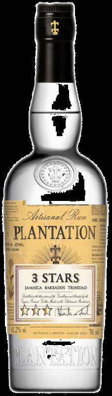 Rum Plantation 3 Stars 41.2% - Hofer Wine & Spirits